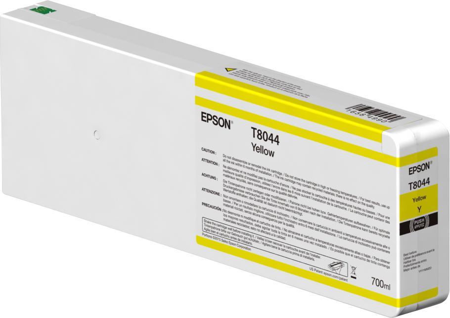 Epson T804400 geel