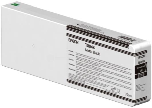 Epson T804700 licht zwart