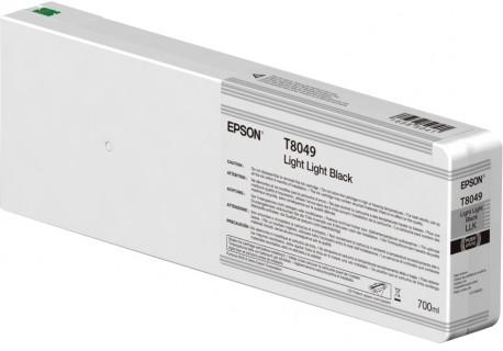 Epson T804900 licht zwart