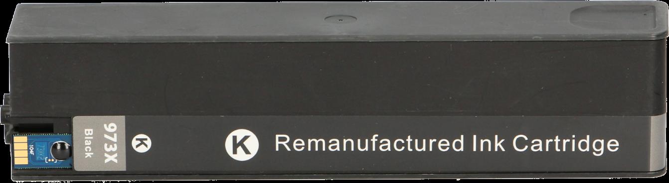 Huismerk HP 973XL zwart