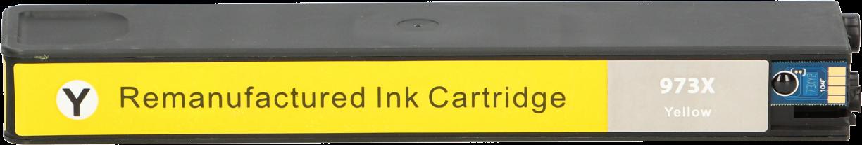 Huismerk HP 973XL geel