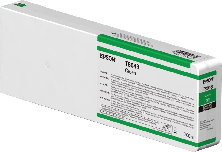 Epson T804B00 groen