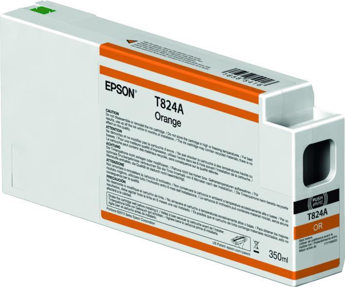 Epson T824A00 oranje