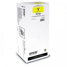 Epson T8784 geel