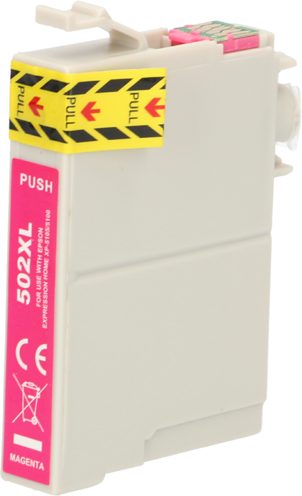 Huismerk Epson 502XL magenta