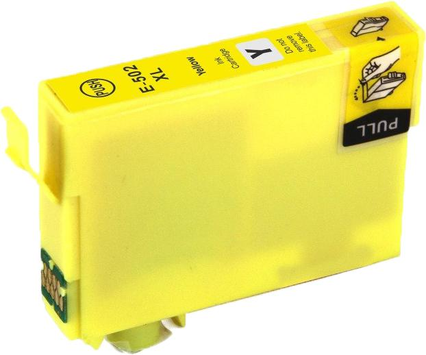 Huismerk Epson 502XL geel