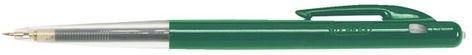 BIC Balpen Clic M10 groen