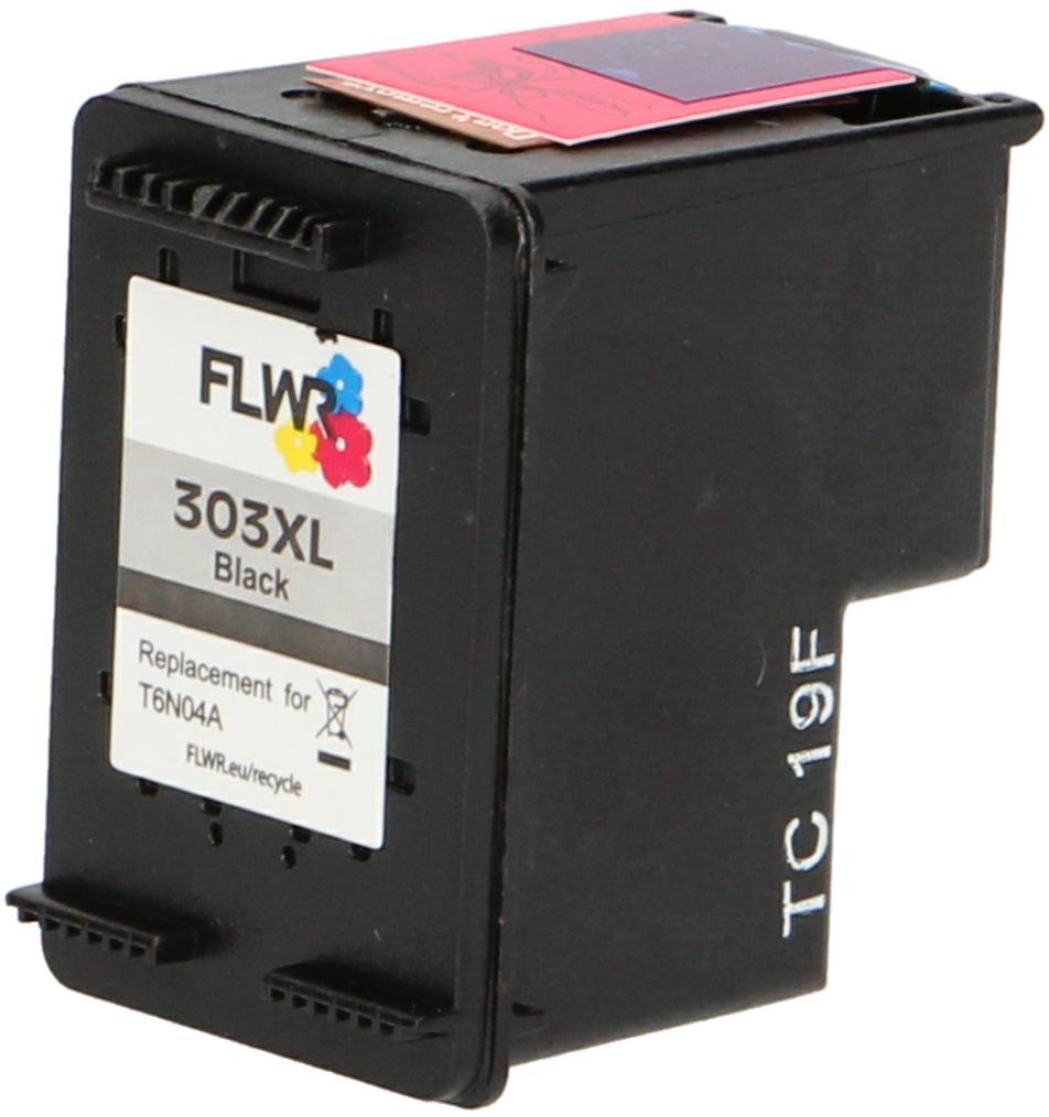 FLWR HP 303XL Multipack zwart en kleur