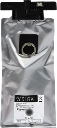 Huismerk Epson T9651XL zwart