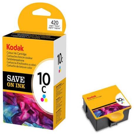 Kodak 10C kleur