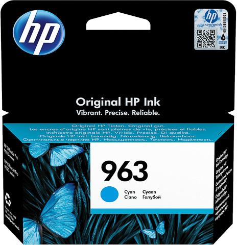 HP 963 cyaan