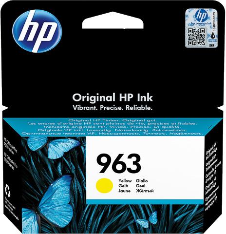 HP 963 geel