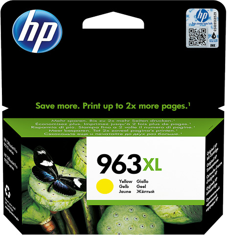 HP 963XL geel