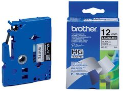 Brother HGE-131 zwart