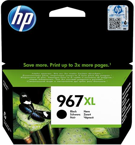 HP 967XL zwart
