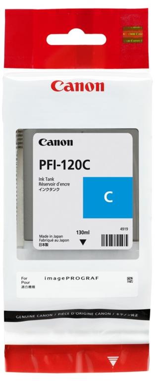 Canon PFI-120 cyaan