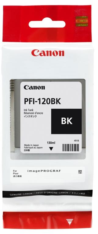 Canon PFI-120 zwart
