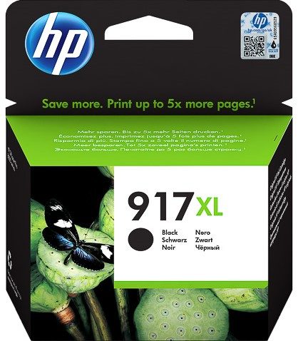 HP 917XL zwart