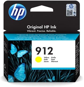 HP 912 geel