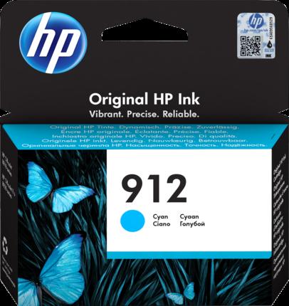 HP 912 cyaan