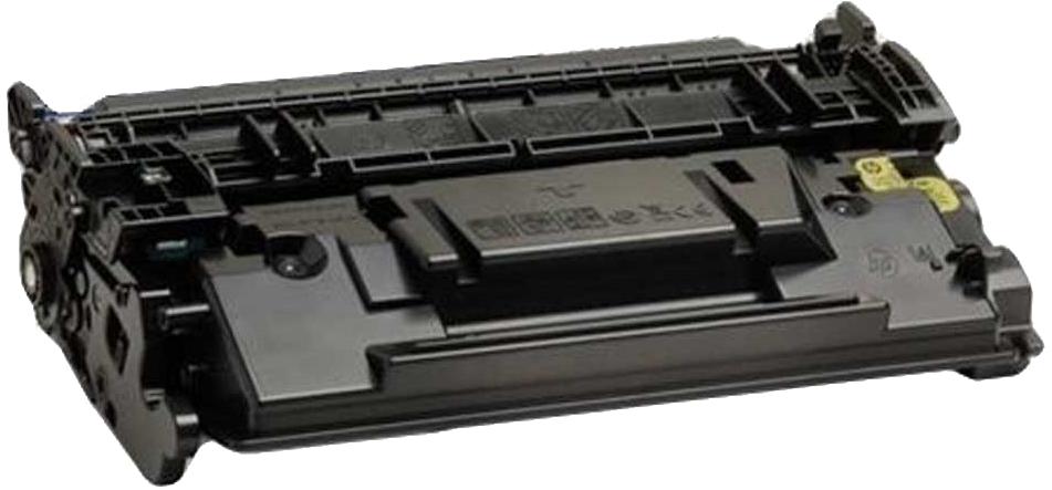Huismerk HP 89X zwart