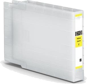 Huismerk Epson T04A geel