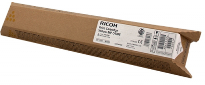 Ricoh MP C400 geel