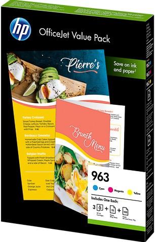 HP 963 Officejet Value pack kleur
