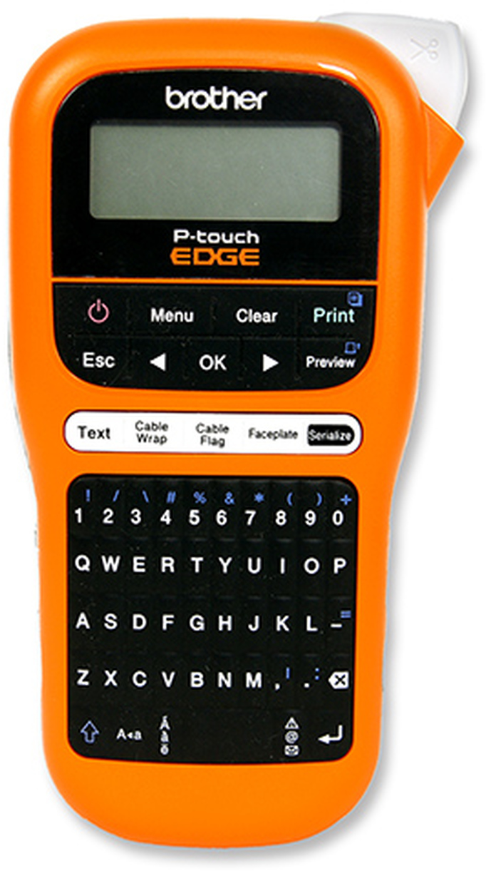 Brother P-Touch E110 labelprinter