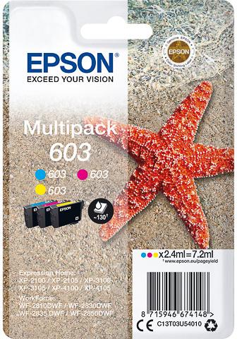 Epson 603 3-pack kleur