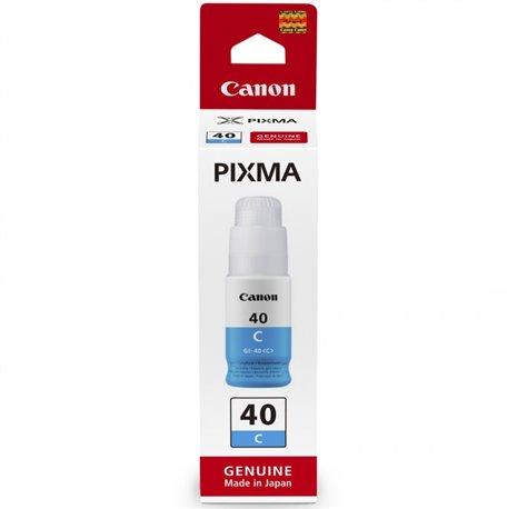 Canon GI-40 inktfles cyaan