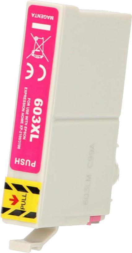 Huismerk Epson 603XL magenta