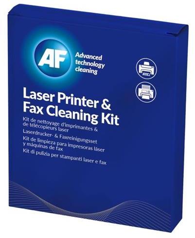 AF Schoonmaak set voor Laserprinters