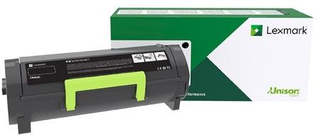 Lexmark 58D2X00 toner zwart