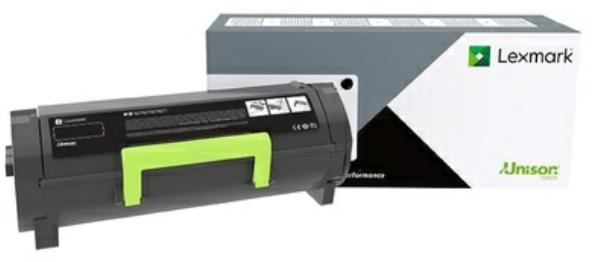 Lexmark B262U00 toner zwart