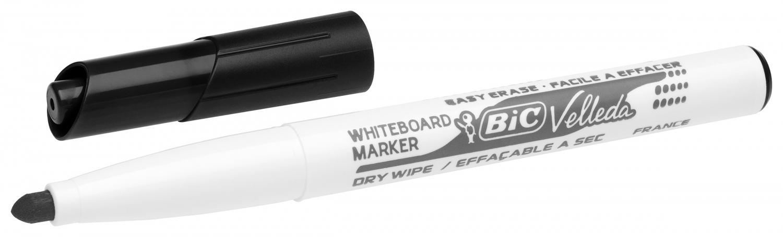 BIC whiteboardmarker Velleda 1741 zwart
