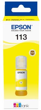 Epson 113 Ecotank inktfles geel