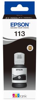Epson 113 Ecotank inktfles zwart