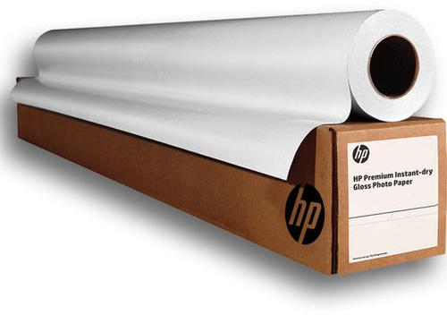 HP Coated paper wit inktjet 90g/m2 1372mm x 45.7m 1 rol wit