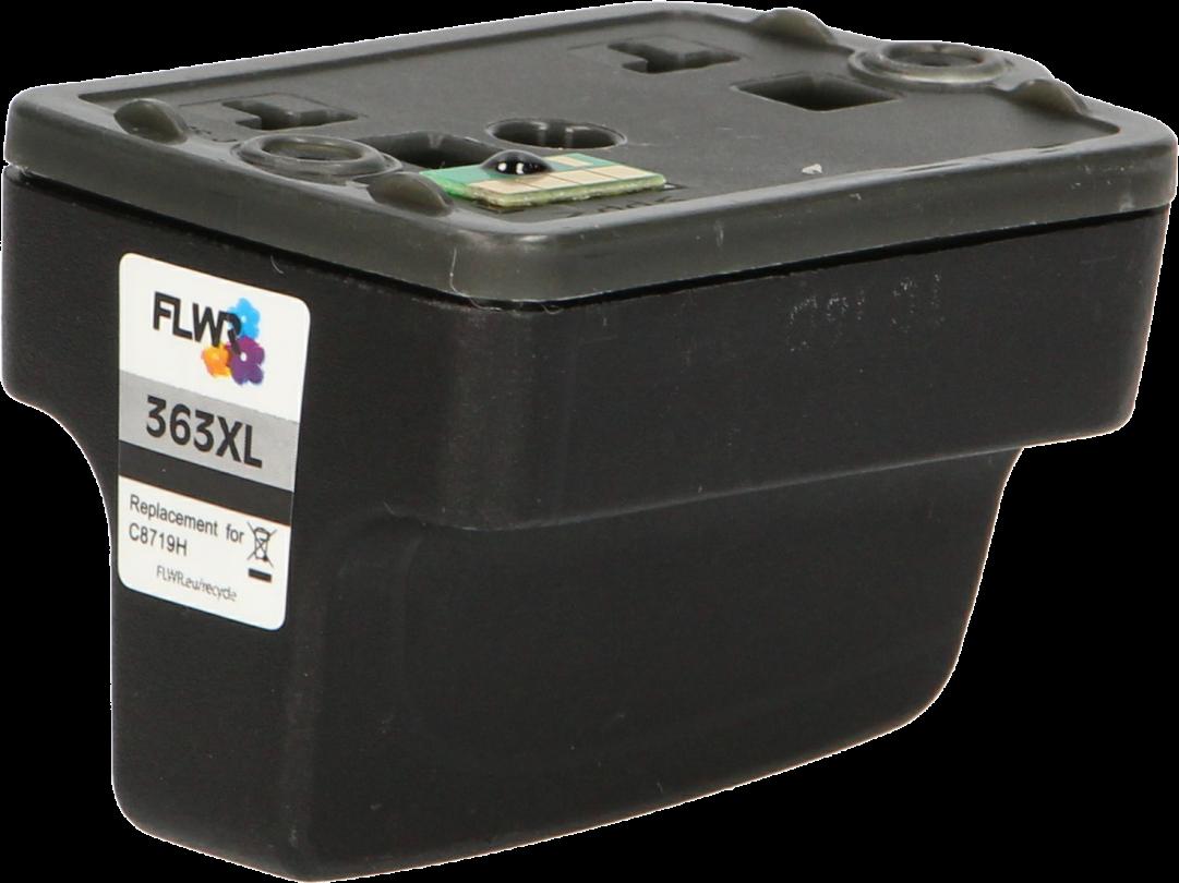 FLWR HP 363 zwart