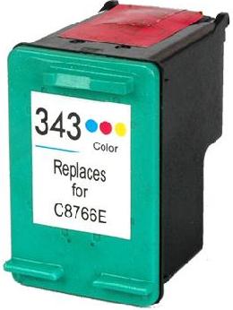 HP 343 kleur