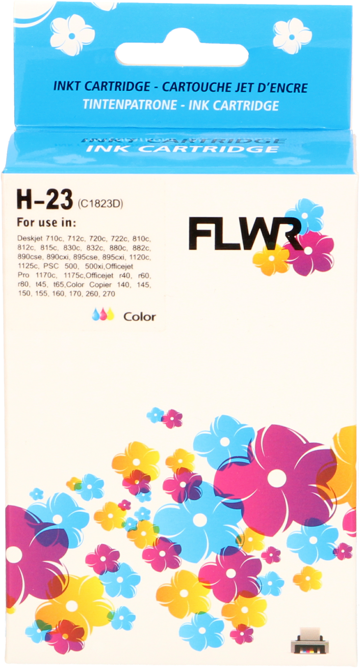 FLWR HP 23 kleur