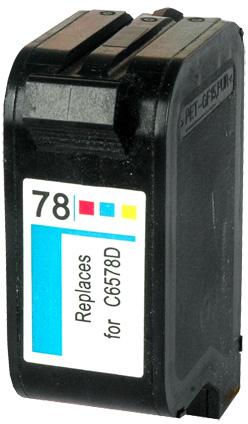 HP 78A kleur