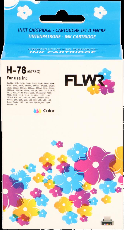 FLWR HP 78A kleur