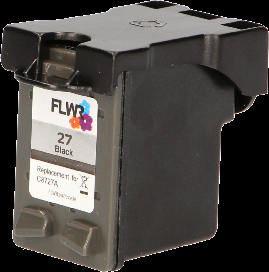 FLWR HP 27 zwart