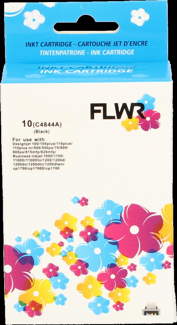 FLWR HP 10 zwart