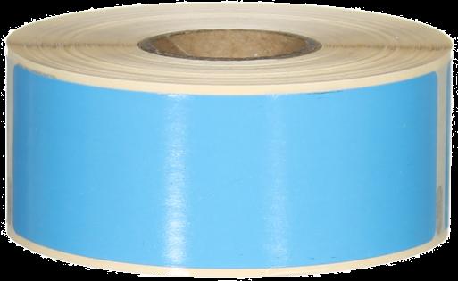 Huismerk Dymo 99010 130 labels per rol blauw