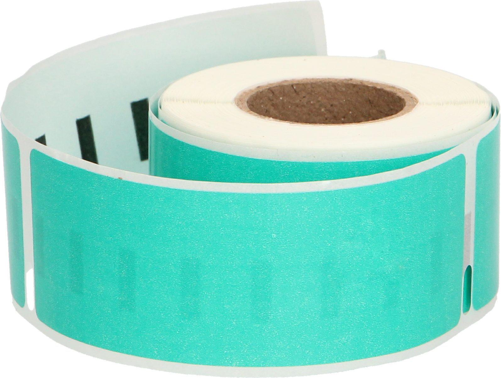Huismerk Dymo 99010 130 labels per rol groen