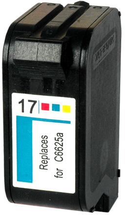HP 17 kleur