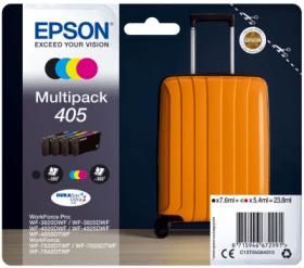 Epson 405 Multipack zwart en kleur